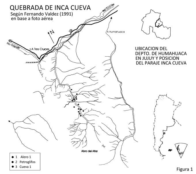 Arte rupestre Petrograbados Petroglifos Inca cueva Jujuy Argentina 1c7d7ad4507